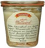 Heidehof Mettwurst im Weckglas, 200 g