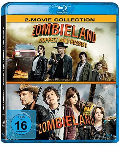 Zombieland & Zombieland: Doppelt hält besser [Blu-ray]