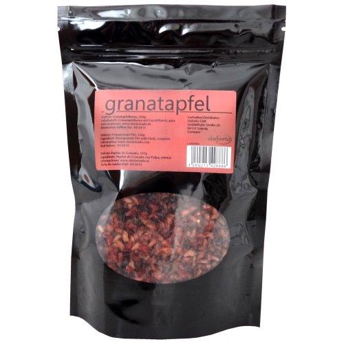 Daforto Granatapfelkerne, 250g