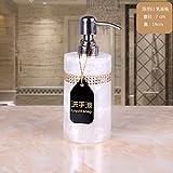 Manueller soap-dispenser,Drücken sie die flasche seife,Waschbecken zubehör Seife flaschen Gel-duschkabine Shampoo box-U