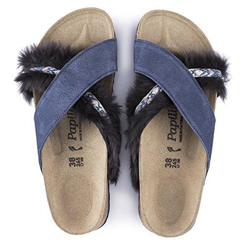 Papillio , Sandales pour femme cozy-night blue (1007288)
