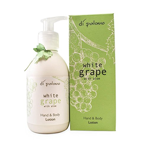 Di Palomo - White Grape with Aloe - Hand & Body Lotion - 250ml - Pump Dispenser