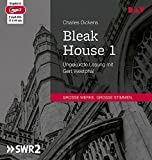 Bleak House 1: Lesung mit Gert Westphal (2 mp3-CDs) - Charles Dickens