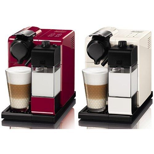 A photograph of De'Longhi Nespresso Lattissma Touch