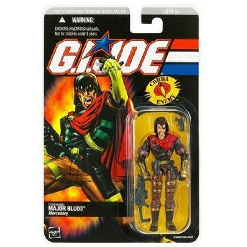 Hasbro G.I.Joe - Figura de estilo vintage con texto Major Bludd