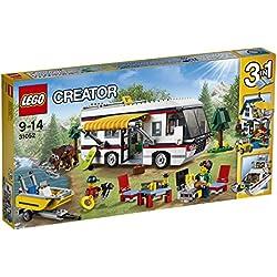 LEGO Creator 31052 - Set Costruzioni Vacanza sul Camper
