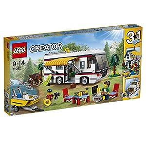LEGO Creator Set Costruzioni Avventure sulla Casa sull'Albero, 31053 2 spesavip