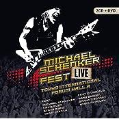 Fest-Live Tokyo International Forum Hall A (CD + DVD Video)