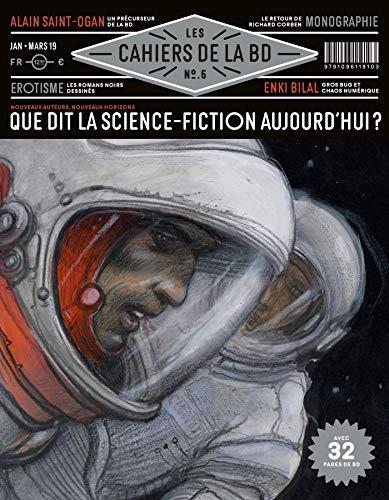 Les Cahiers de la BD nº6 (VAG.REVUE) por Collectif