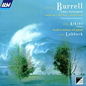 Burrell: Orchestral Works