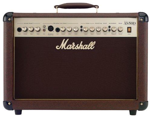 Marshall Guitar Amp (Marshall AS50D Acoustic Soloist Stereo Combo | 50W | NEU)