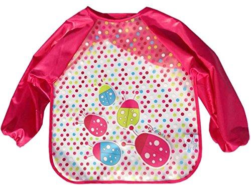 happy-cherry-bb-bavoirs-manches-longues-impermable-tablier-dalimentation-tablier-blouse-de-peinture-