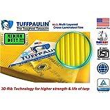 TUFFPAULIN 24X18 |Medium Duty|Tarpaulin Waterproof UV Treated 100% Virgin Extra Strong Quality 200 MICRONS