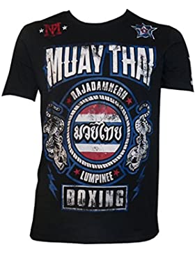 Muay Thai Camiseta Muay Thai T shirt