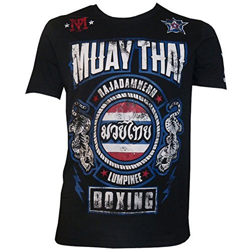 Muay Thai Camiseta Muay Thai T shirt …