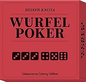Süd Deutsche Periódico Edition 588/07307-Dados de póquer