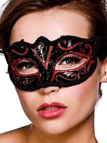 Noir-minuit-vnitien-Bal-masqu-Carnaval-fte-Masque-pour-les-yeux-Homme-ou-Femme