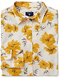 Gant Voile Island Flower Shirt, Chemisier Femme