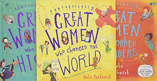 Fantastically Great Women Boxed Set: Gift Editions