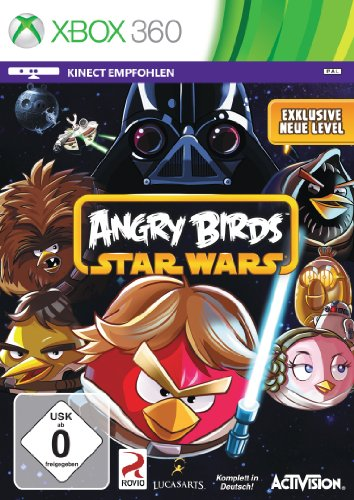 Angry Birds Star Wars - [Xbox 360] (Video Spiele Kinect)