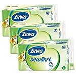 """Zewa Toilettenpapier """"Bewährt"""" 3-lagi..."""