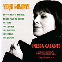 Verdi Galante - Arias From Verdis Late Works
