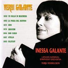Verdi Galante - Arias From Verdis Late Works