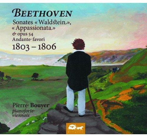 Sonates 'Waldstein', 'Appassionata', Andante Favori