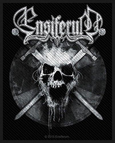 Ensiferum Skull Toppa Standard