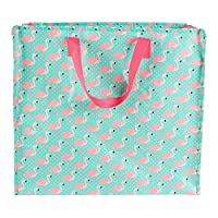 Sass & Belle Tropical Flamingo Storage Bag