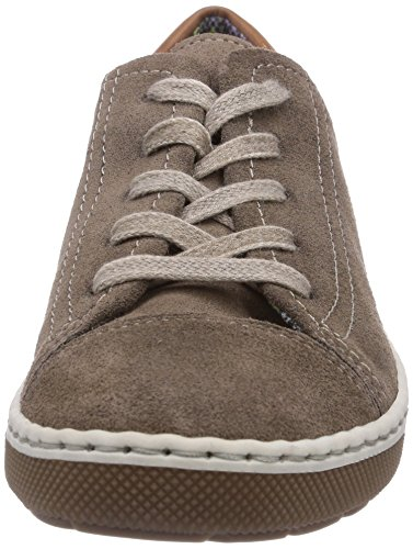 Jenny Dublin Damen Sneakers Beige teak,marrone 06 - society-mode.de ... fb756c2757