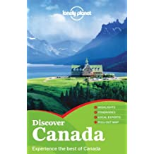 Lonely Planet Discover Canada (Travel Guide) by Lonely Planet (2011-05-01)