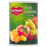 Cóctel de frutas Del Monte En 420 g de jarabe