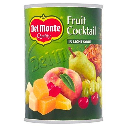 Del Monte Cocktail de fruits au sirop 420g