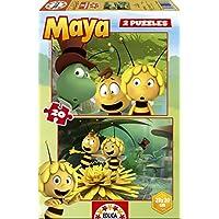 maya l 39 abeille puzzles jeux et jouets. Black Bedroom Furniture Sets. Home Design Ideas