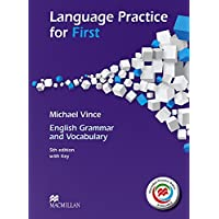 LANG PRACTICE FOR FIRST Sb(MPO)+Key 5th [Lingua inglese]