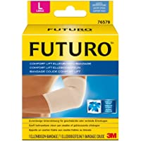 FUTURO FUT76579 Comfort Ellenbogen-Bandage, beidseitig tragbar, Größe: L, Maße: 28,0 – 30,5 cm preisvergleich bei billige-tabletten.eu