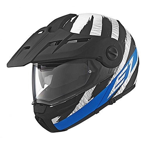 Schuberth E1 Hunter Blue Casco, talla M