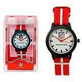 Seva Import AT Madrid 4901108 Reloj, Rojo, Talla Única