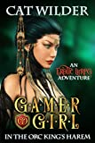 Gamer Girl in the Orc King's Harem (Gamer Girl Carly Book 2)