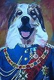 Ihr Haustier als gemaltes Portrait