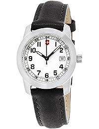 Victorinox Swiss Army Reloj de mujer cuarzo 30mm correa de cuero 26003.CB