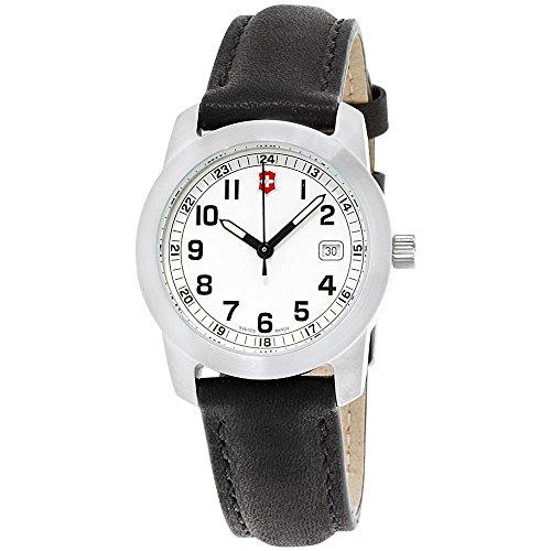 758f6e6984f3 Victorinox Swiss Army Reloj de Mujer Cuarzo 30mm Correa de Cuero 26003