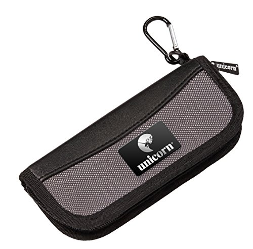 Unicorn Pro Midi Darts beutel Wallet schwarz
