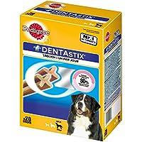 Pedigree DentaStix Hundesnack für sehr große Hunde, 28 Stück (4 x 7 Stück)