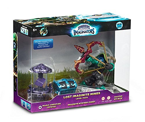 Skylanders Imaginators: Adventure Pack  (RO-BOW, Magic, Treasure Chest)