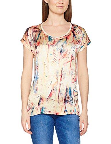 Mod8 Ts235, T-Shirt Femme Beige (Light Beige 955)