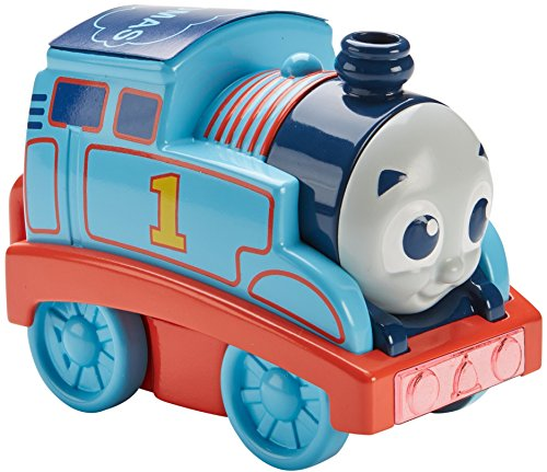 Fisher-Price My First – Thomas & Friends – Railway Pals – Thomas – Interaktiver Zug mit Soundeffekten (Englische Sprachversion)