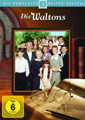 Die Waltons - Die komplette 3. Staffel (7 DVDs)