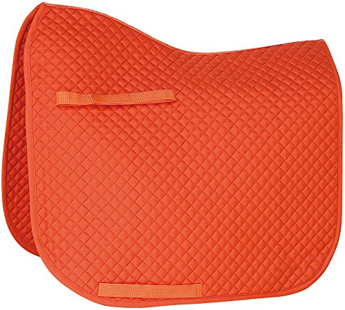 Harry\'s Horse 32000040-18full dr Schabracke Delux, L, orange